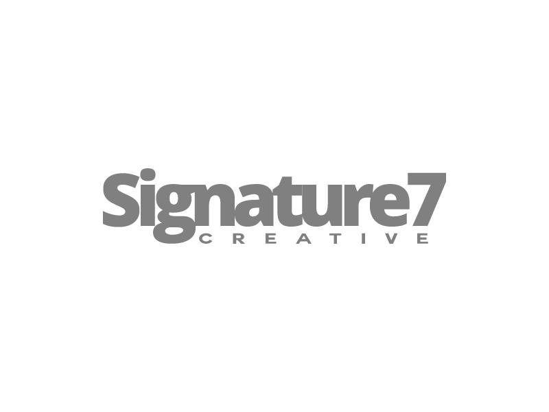 Signature 7 Creative